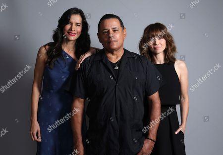 Patricia Velasquez, Raymond Cruz, and Linda Cardellini