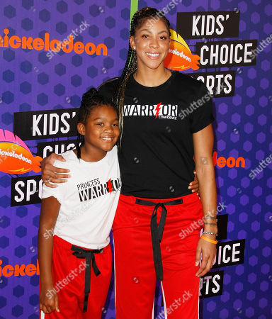 Candace Parker, Lailaa Nicole Williams