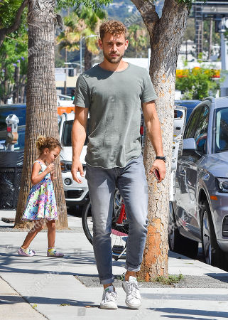 Nick Viall out and about, Los Angeles