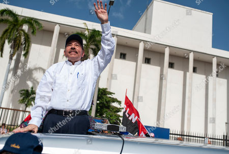 39th anniversary of the revolution in Nicaragua