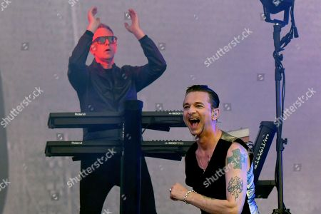 Depeche Mode - Dave Gahan
