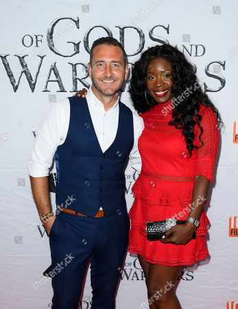 Will Mellor (actor) and Michelle McSween