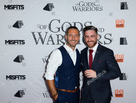 Will Mellor and Laurence O'Fuarain