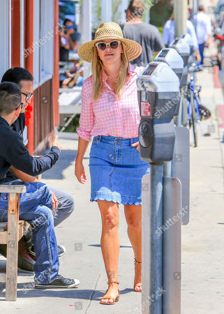 Reese Witherspoon out and about, Los Angeles