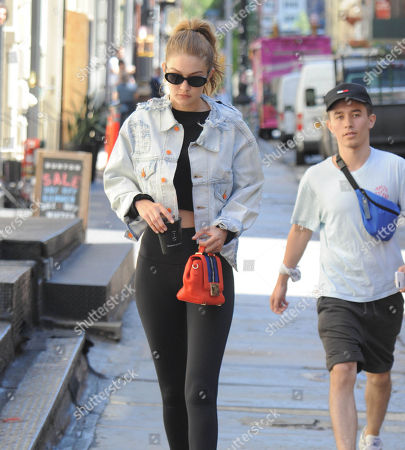 Gigi Hadid out and about, New York