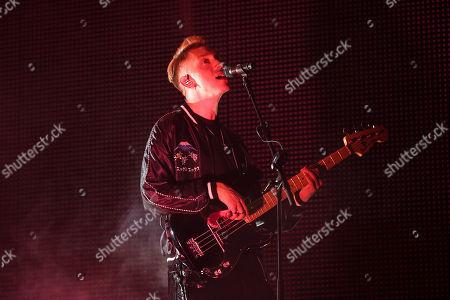Stock Image of Jamie XX
