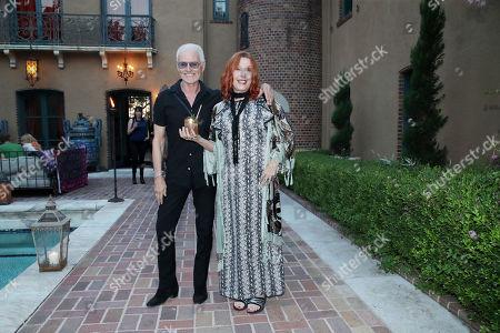 Michael Des Barres and Pamela Des Barres