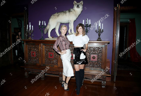 Editorial picture of The Muse by Alexa Chung Launch Party at The Paramour Estate, Los Angeles, USA - 19 Jul 2018