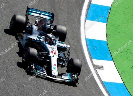 German Grand Prix, Practice