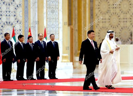 Chinese President Xi Jinping visit to the UAE