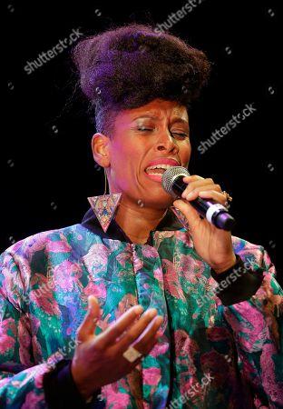 Editorial image of Jazz, Marseille, France - 18 Jul 2018
