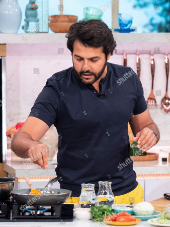Editorial picture of 'This Morning' TV show, London, UK - 20 Jul 2018