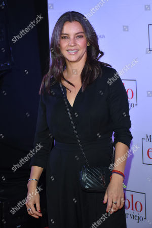 Stock Photo of Sara Maldonado