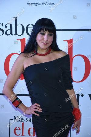 Stock Picture of Laura de Ita