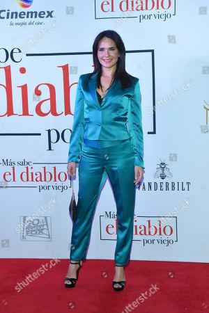 Stock Photo of Adriana Louvier