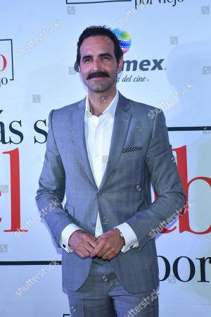 Stock Photo of Arturo Barba