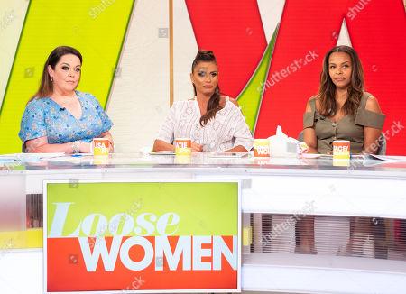 Lisa Riley, Katie Price, Samantha Mumba