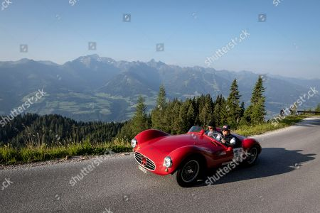 Ennstal Classic car rally, Austria