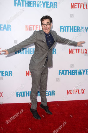 Editorial image of Netflix 'Father Of The Year' Film Premiere, Los Angeles, USA - 19 Jul 2018