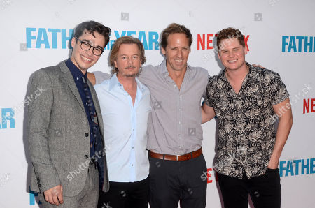Editorial photo of Netflix 'Father Of The Year' Film Premiere, Los Angeles, USA - 19 Jul 2018