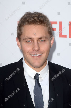 Stock Picture of Jared Sandler
