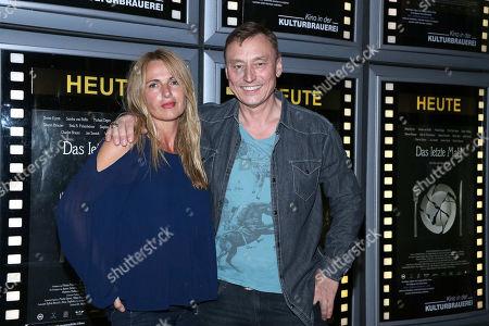 Stock Image of Werner Daehn, Karin Werdich