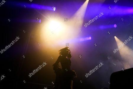 Editorial picture of SuperBock SuperRock Festival in Lisbon, Lisboa, Portugal - 20 Jul 2018
