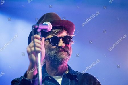 Editorial picture of Blue Balls Festival 2018, Lucerne, Switzerland - 20 Jul 2018