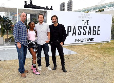 'The Passage' TV show photocall, Comic-Con International, San Diego
