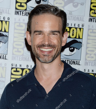 Stock Picture of Christopher Gorham