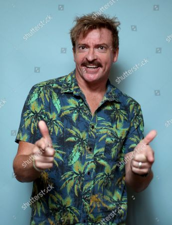 Stock Image of Rhys Darby