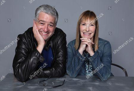 Sean Crouch and Gale Anne Hurd