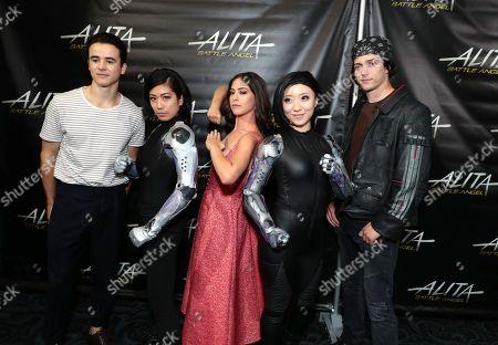 'Alita Battle Angel' special presentation, Comic-Con International, San Diego