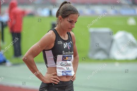 Editorial image of Athletics: Germany, Championships 2018, Nuernberg - 21 Jul 2018