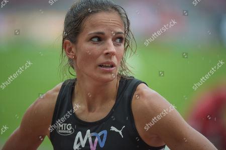 400m women HF,Nadine Gonska MTG Mannheim ,German Meisterschaften Athletics 2018,Nuernberg, 21.07 - 22.07.2018