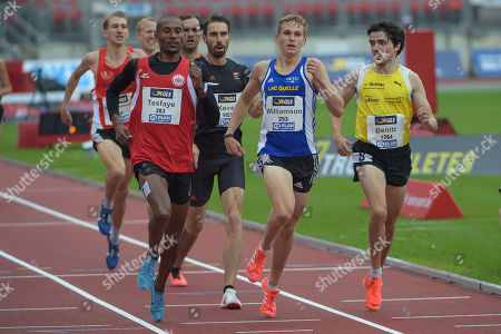 Editorial image of Athletics: Germany, Championships 2018, Nuernberg - 21 Jul 2018