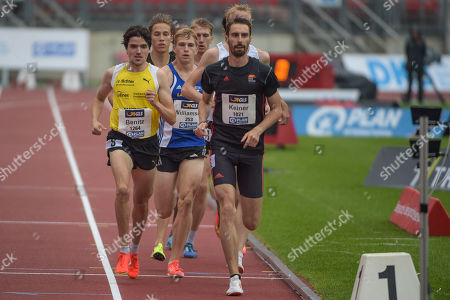 Editorial photo of Athletics: Germany, Championships 2018, Nuernberg - 21 Jul 2018