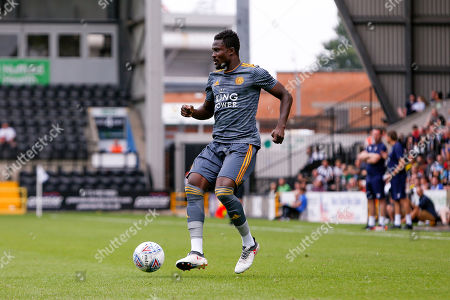 Daniel Amartey of Leicester City