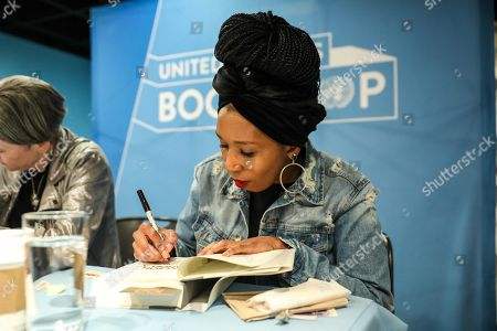 'The Letters of Nelson Mandela Prison' book signing, New York