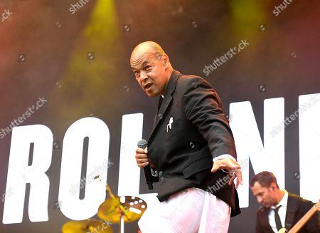 Editorial picture of Rewind Festival, Scone Palace, Scotland, UK - 21 Jul 2018