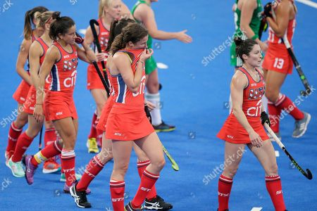 Editorial picture of Britain Hockey World Cup, London, United Kingdom - 21 Jul 2018