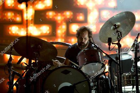 The Killers - Ronnie Vannucci Jr.