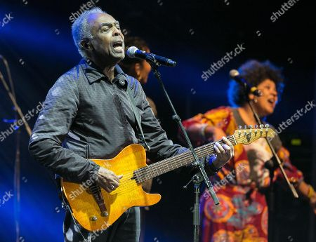Stock Picture of Gilberto Gil