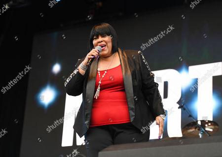 Editorial picture of Rewind Festival, Perth, Scotland, UK - 21 Jul 2018