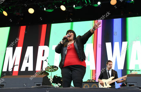 Editorial photo of Rewind Festival, Perth, Scotland, UK - 21 Jul 2018