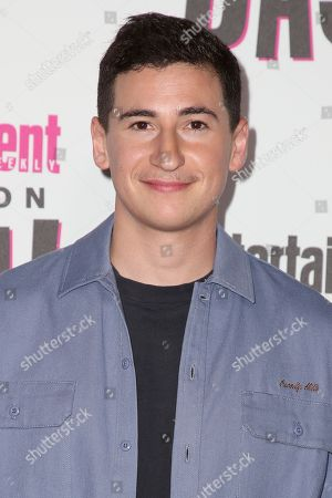 Stock Picture of Troy Gentile