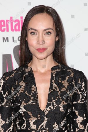 Stock Photo of Courtney Ford