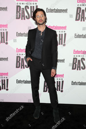 Editorial image of Entertainment Weekly party, Comic-Con International, San Diego, USA - 21 Jul 2018