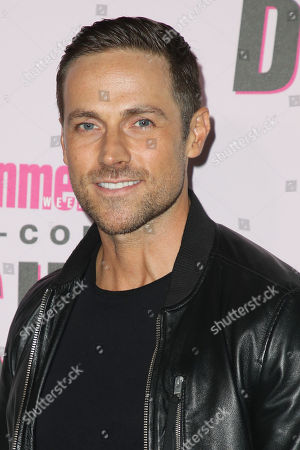Stock Picture of Dylan Bruce