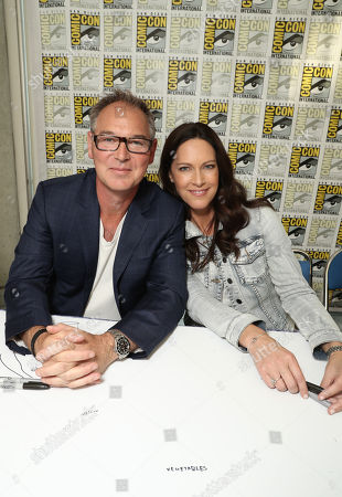 Editorial picture of 'The Man in the High Castle' TV show, Comic-Con International, San Diego, USA - 21 Jul 2018